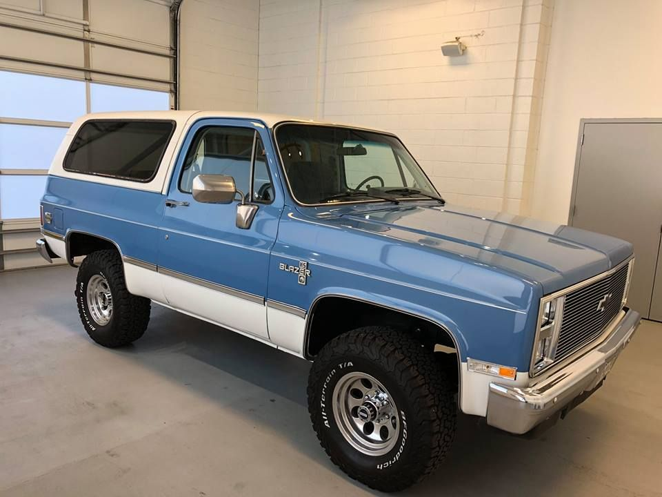 1985 Chevrolet K5 Blazer Yorktown Va 24 900 Give Our Friend Dustin A Call He Would Love To Speak To You 757 813 85 K5 Blazer For Sale K5 Blazer Chevrolet