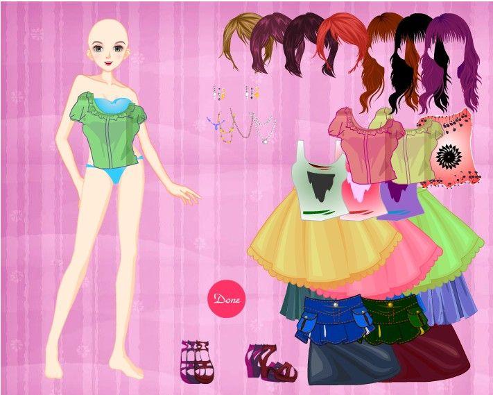 choose virtual world games | Dress Up Games | Pinterest
