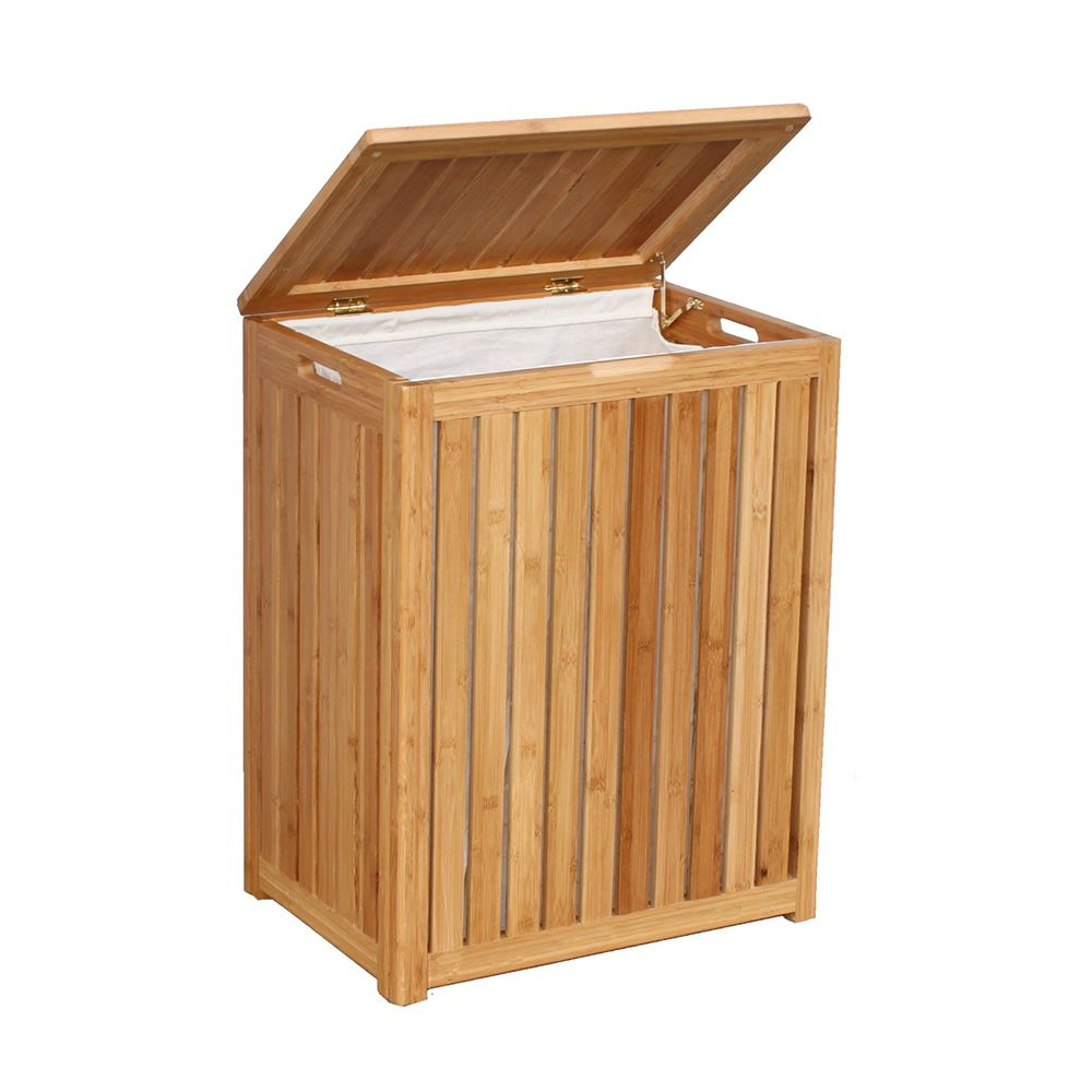Furniture And Decor For The Modern Lifestyle Wood Laundry Hamper Laundry Hamper Wood Spa
