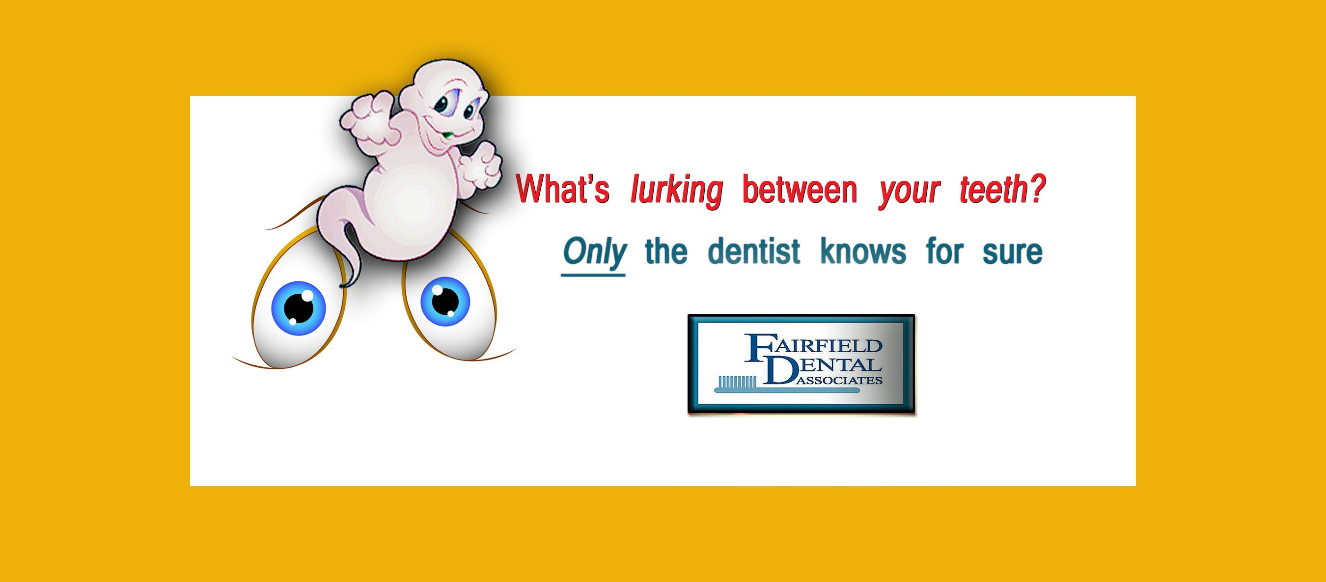 Daily oral hygiene is not enough! You need a dentist like Fairfield Dental Associates to stop cavities http://www.fairfielddentalassociates.com/preventive-care