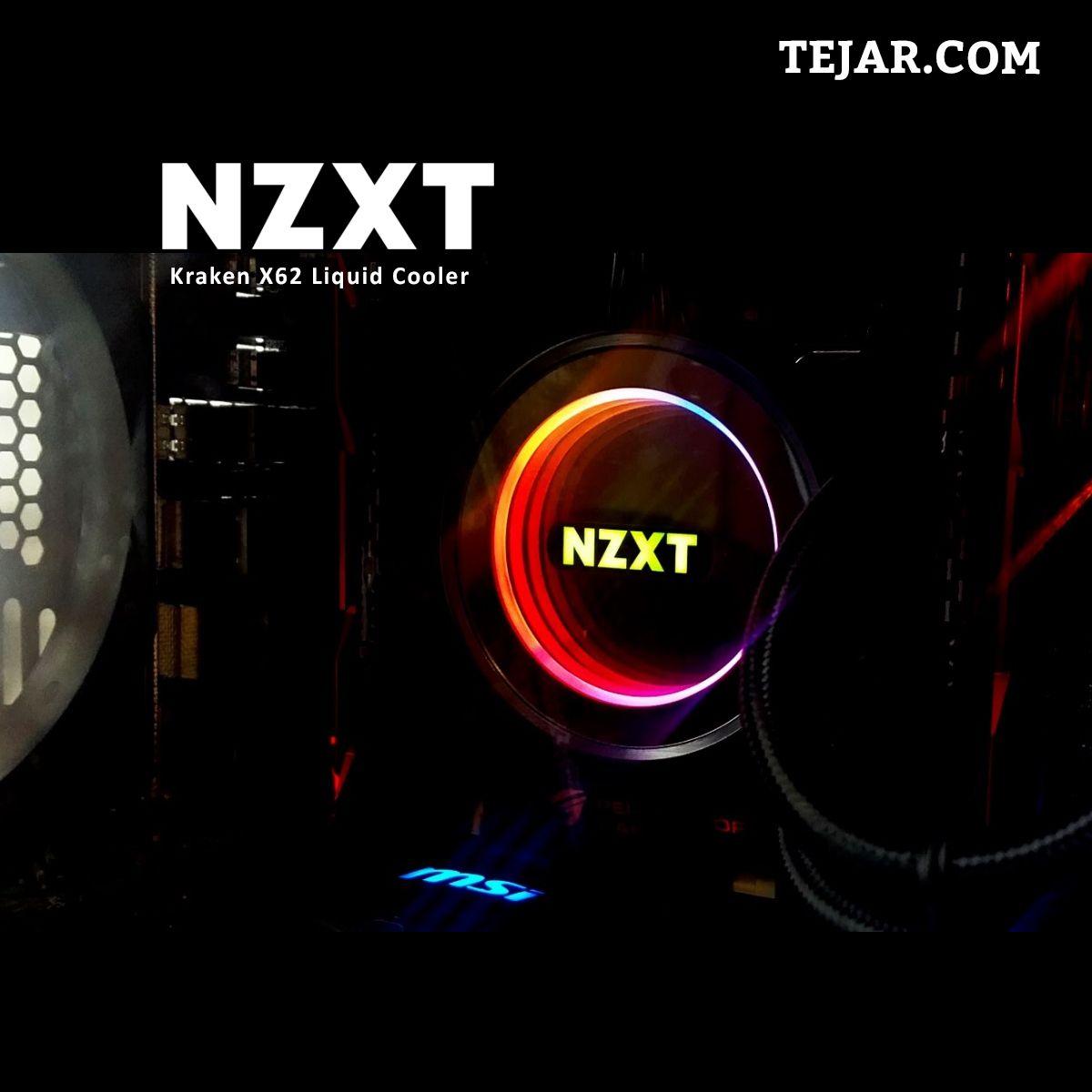 Nzxt Kraken X62 Liquid Cooler Buy Computer Cooler Evaporation