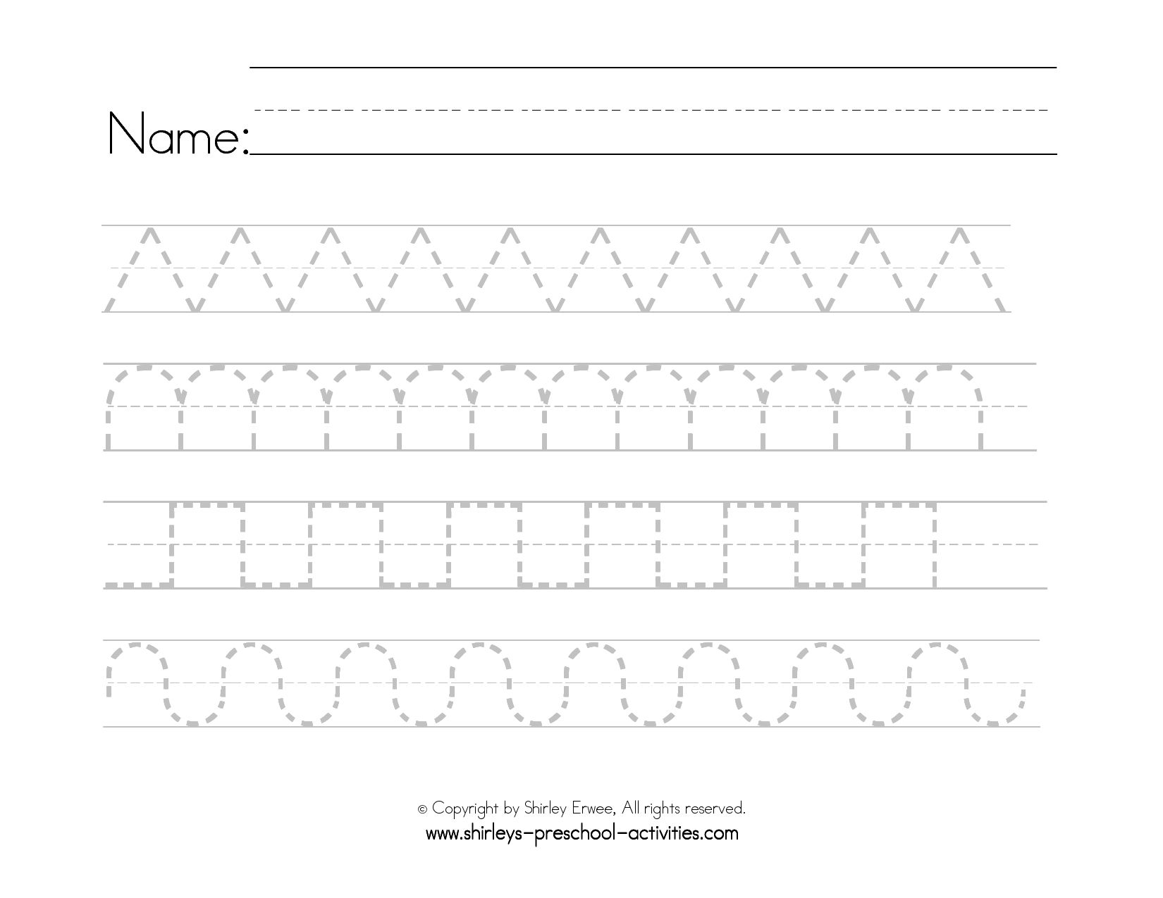 Level Cursive Writing Worksheets Free Printable Worksheets