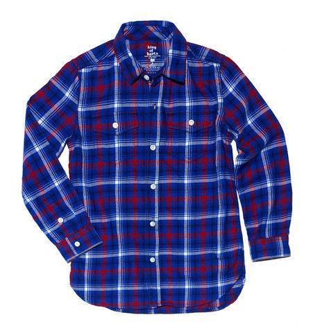 Zephyr Cove Flannel Shirt