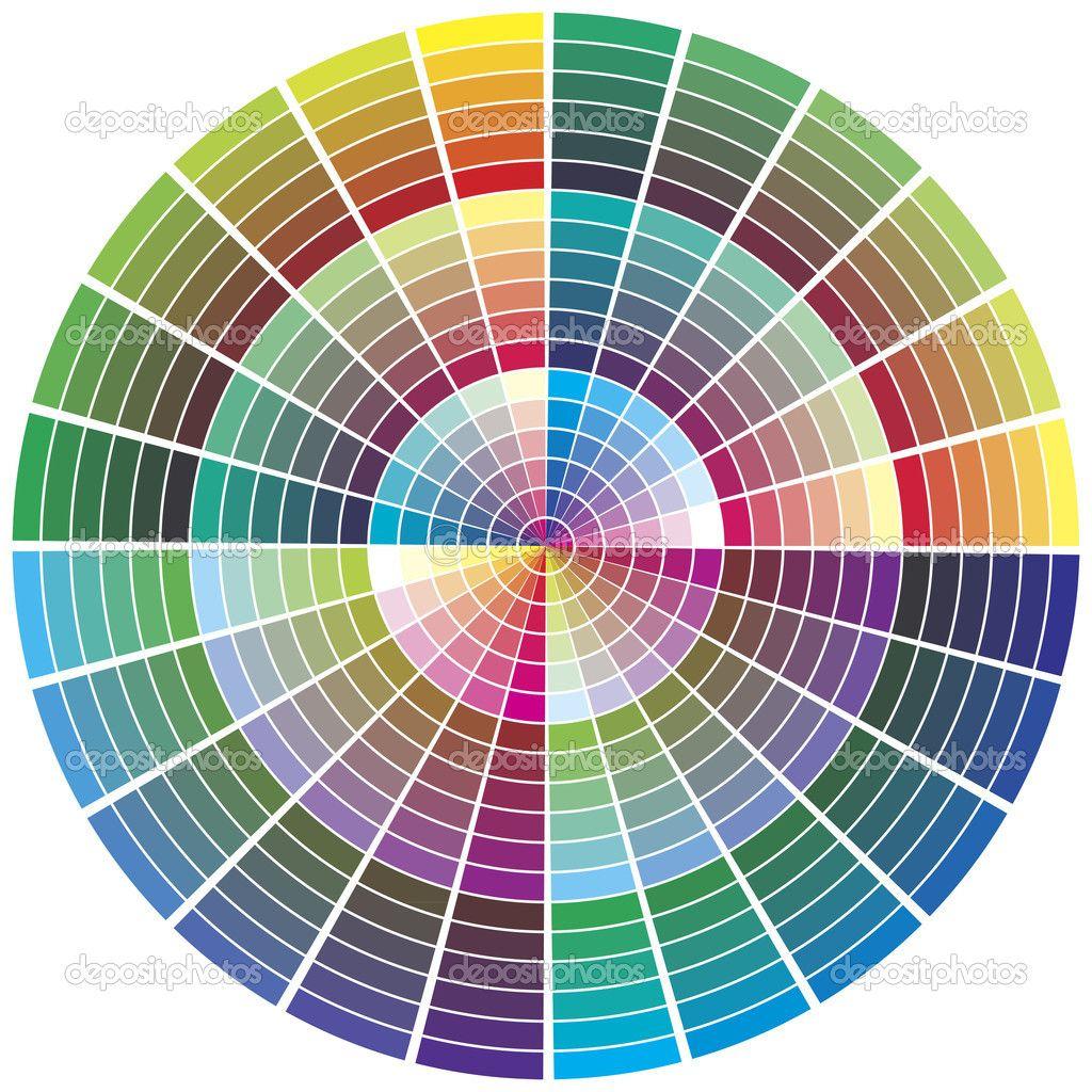 flat vector color theory - Поиск в Google | flat color | Pinterest ...