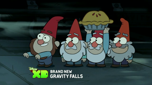 Gnomes She Was Like Waaaaa Welp Back To Pie I Was This Close To Eating You Steve Gravity Falls Wiki New Gravity Falls Gravity Falls