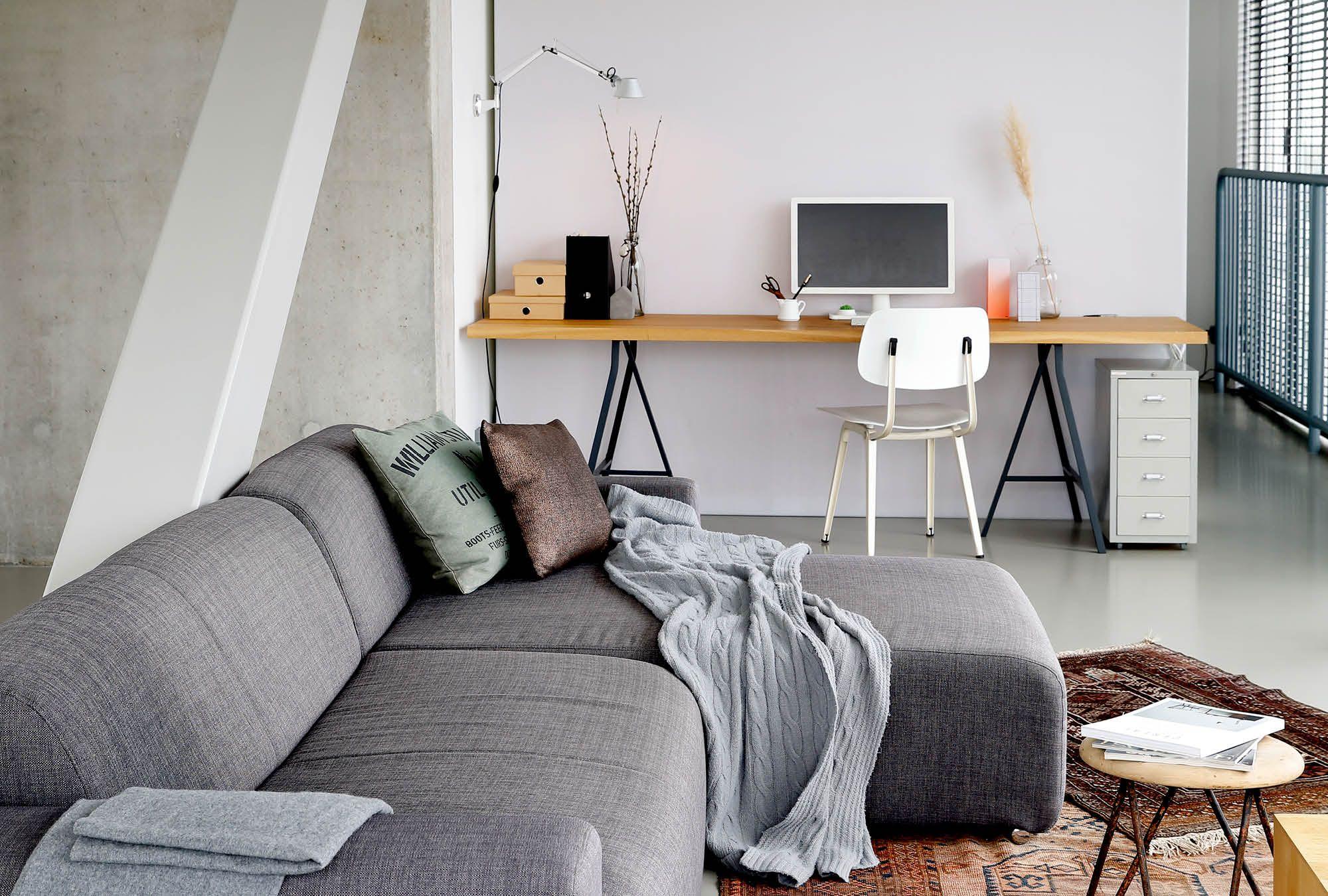 loftappartement maak je industrile interieur persoonlijk met design enof eigen ontwerpen make