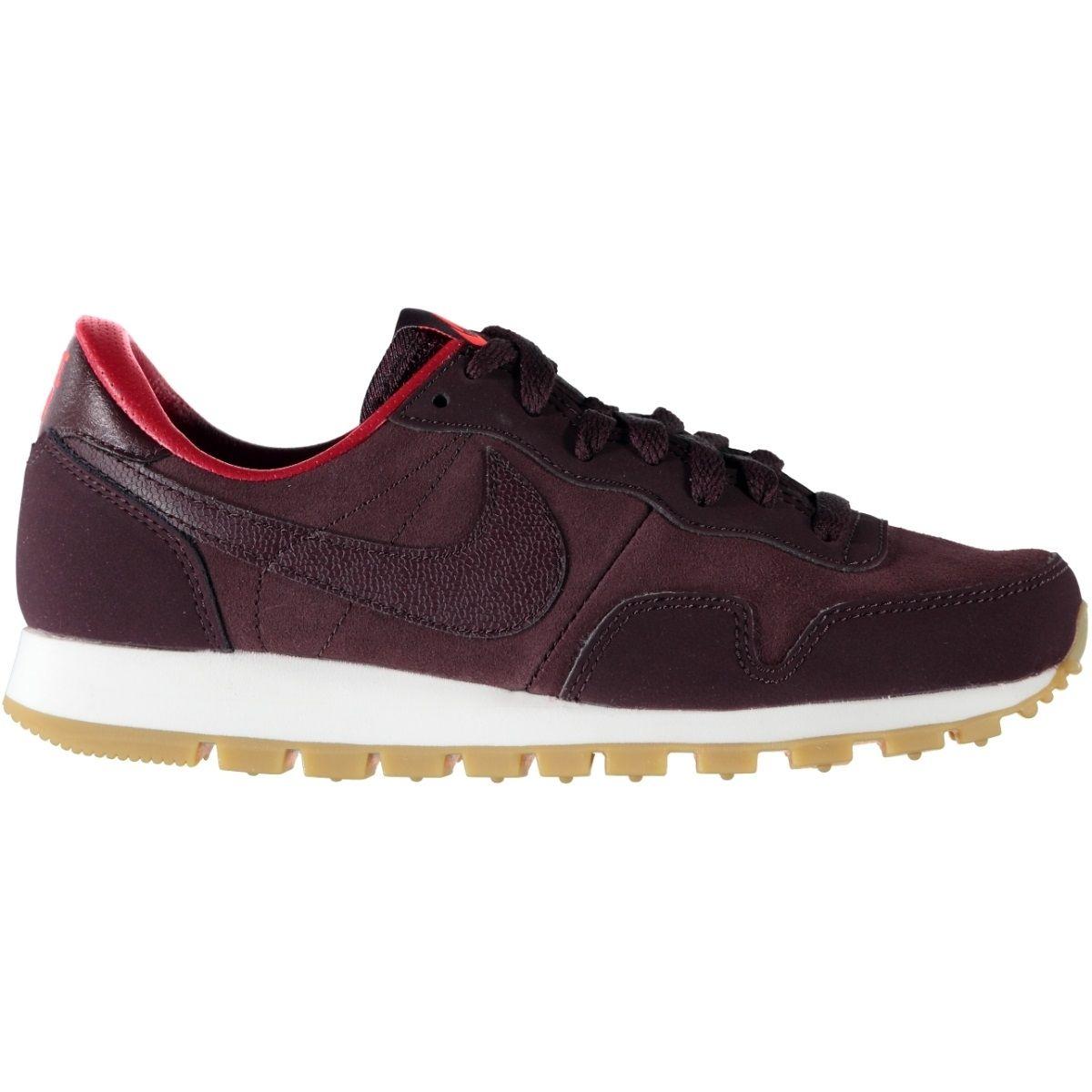 acheter pas cher a200c 36b4d Nike Air pegasus '83 leather, Red Bordeaux | Sporty costumes