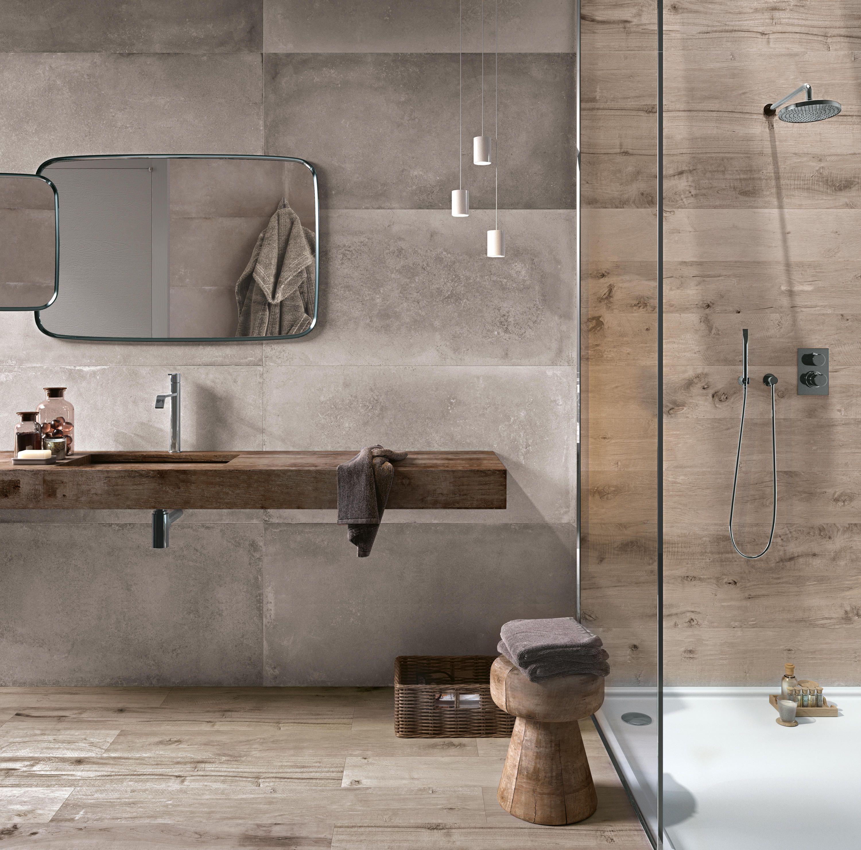 Betonoptik Bad image result for fliesen betonoptik bad bathroom