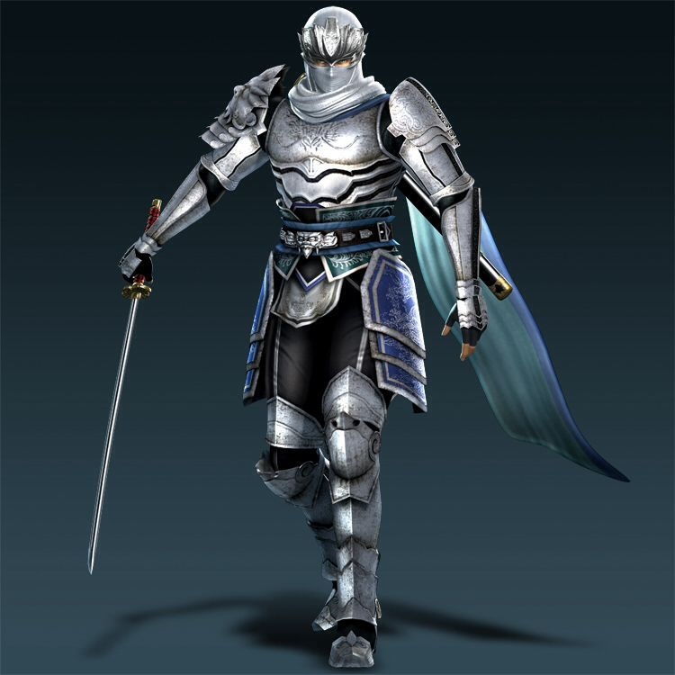Warriors Orochi 3 Ultimate Equip Items: Ryu Hayabusa: Knight Armor
