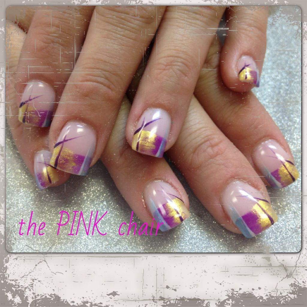 Nail Art From The Nails Magazine Nail Art Gallery Gel Funky