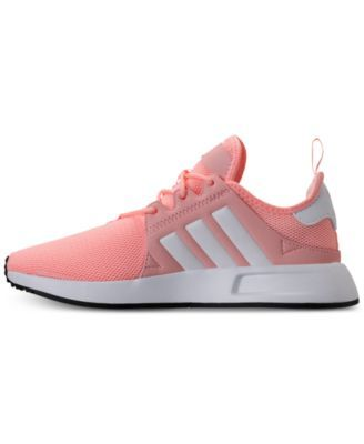 26fcf59e58fdd adidas Girls  X-plr Casual Athletic Sneakers from Finish Line - Orange 6