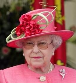 Another of the Queen's hats