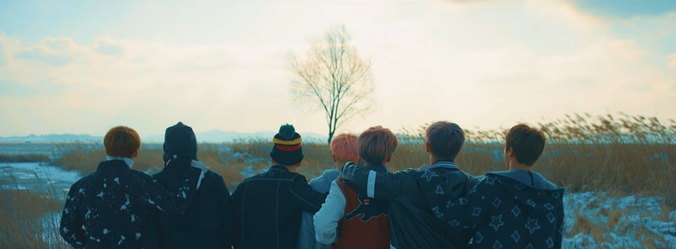 Bts spring day wallpapers hd