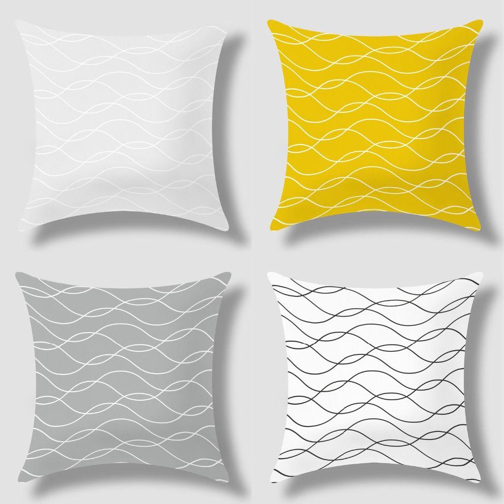 Encontrar m s cojines informaci n acerca de geom tricas - Telas para sofa ...
