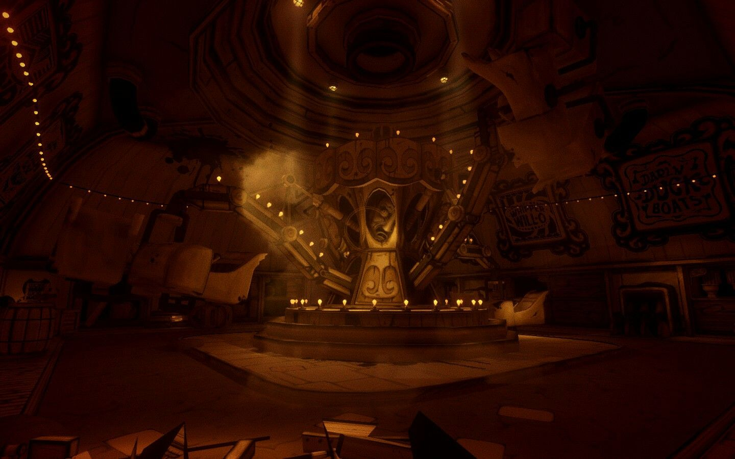 Pin By Bendy On Batim Chapter 4 Bendy And The Ink Machine Ink