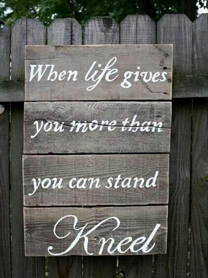 Surrender in God's name!