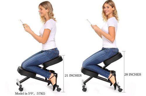 Top 10 Best Ergonomic Kneeling Chairs For Office Desk Chair