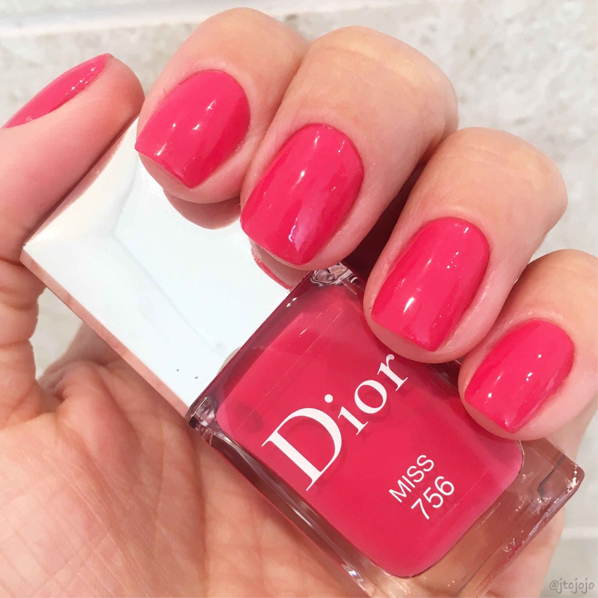 Miss (756) | Dior | Nail Polish Collection | Pinterest | Dior and ...