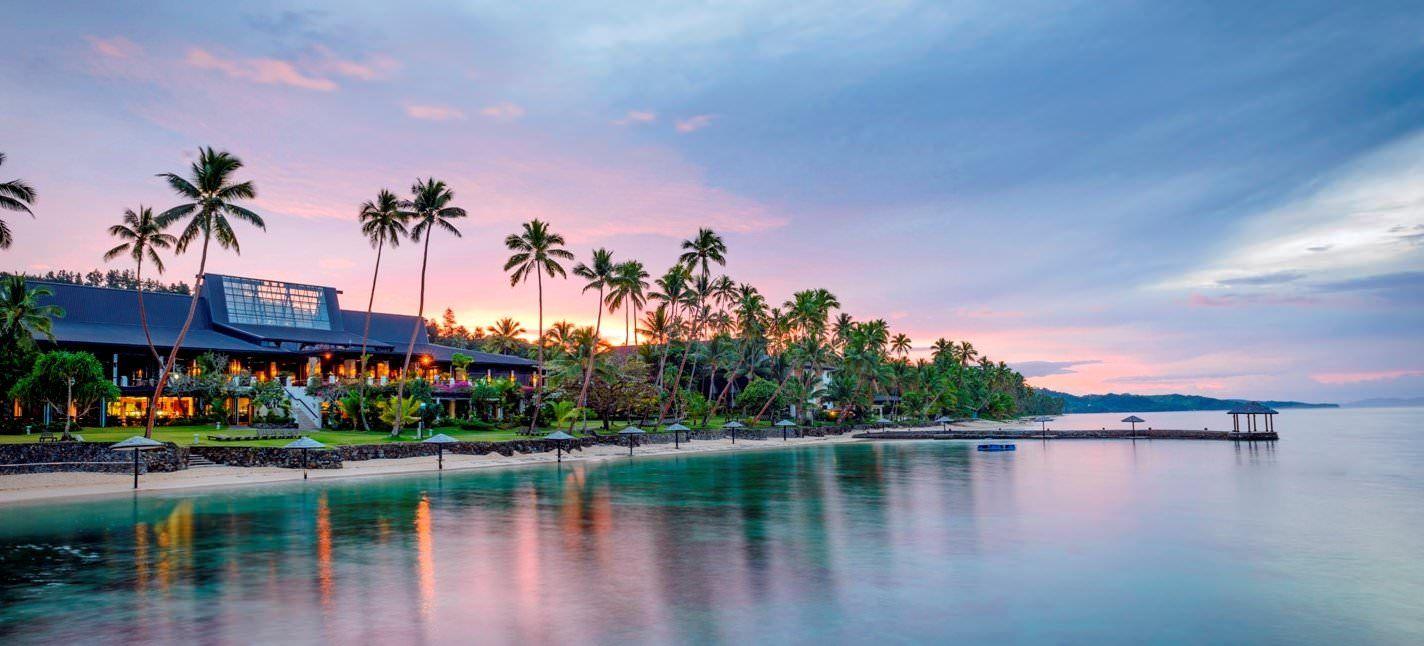 The Warwick Resort Fiji 4 Star Hotels Resorts