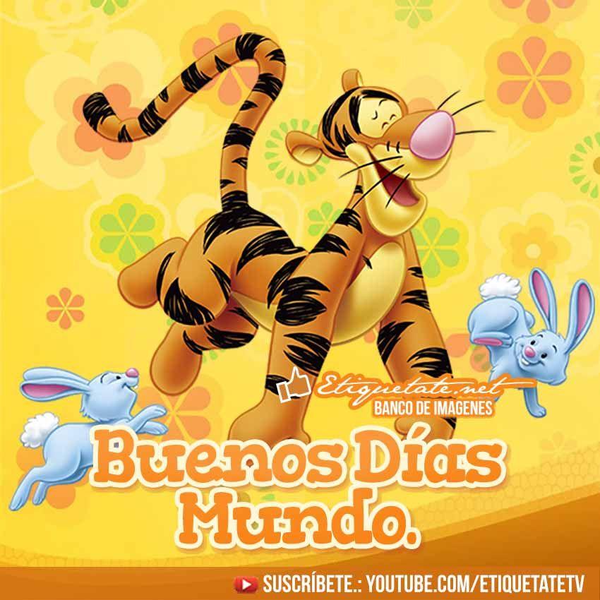 Imagenes con Palabras para dar el Buenos Días | http://etiquetate.net