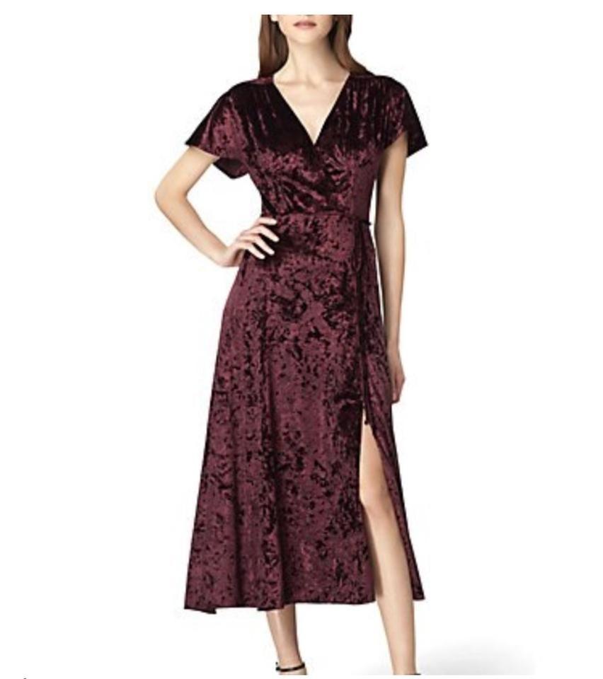 Tahari Short Sleeve Velvet Wrap 8220m461 Long Cocktail Dress Size 12 L In 2021 Trendy Cocktail Dresses Long Cocktail Dress Wrap Dress [ 960 x 852 Pixel ]