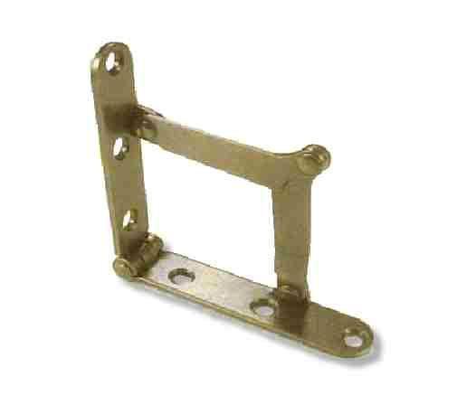 Antique Brass Drop Front Desk Hinge H13 H6060ab With Images