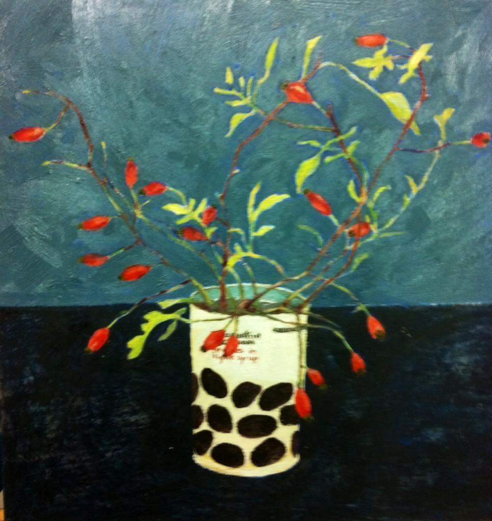 Helen Napper - Rosehips and Prunes