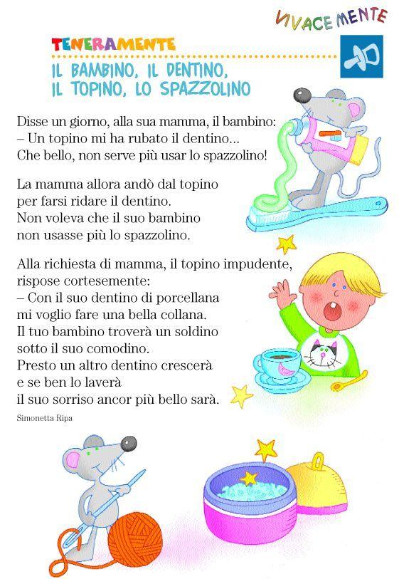 Risultati Immagini Per Filastrocche Per Bambini Piccoli Italian