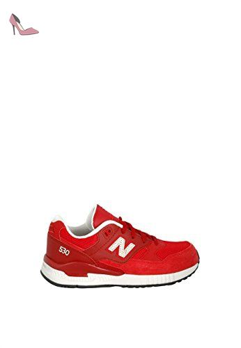 NEW BALANCE KL530 RED SHOES Rxg 40 Rouge - Chaussures new balance ( Partner- 356ce7b39690