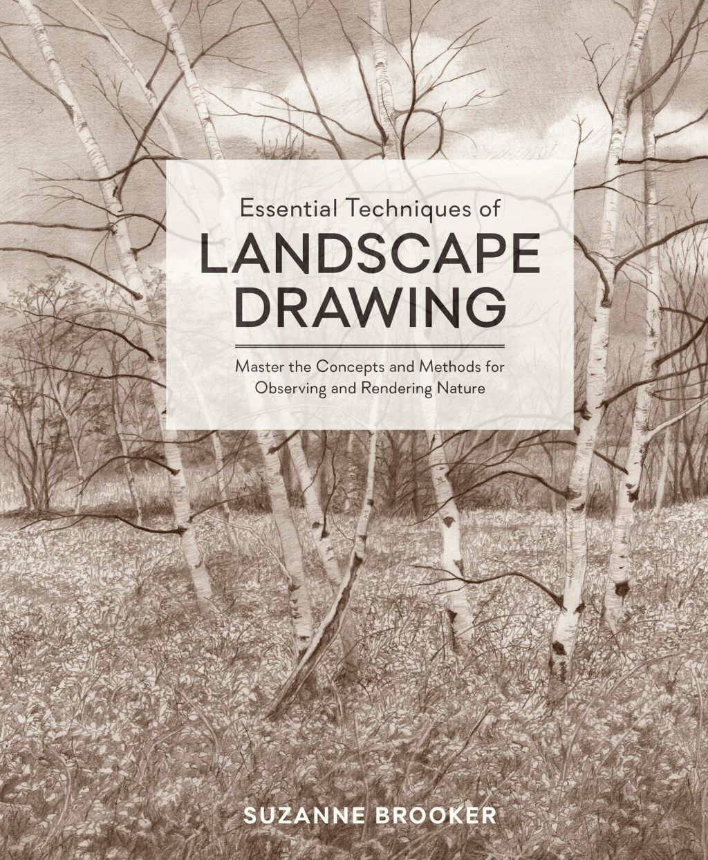 Essential Techniques of Landscape Drawing (eBook ...