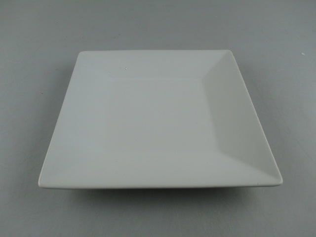 Cheap white ceramic dinner plate in stock lot View square ceramic plate SANBO Product & Cheap white ceramic dinner plate in stock lot View square ceramic ...