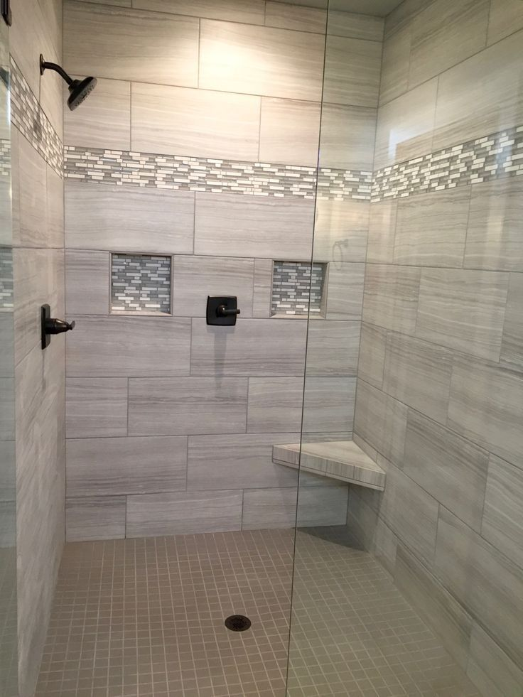 Shower Tile Designs And Add Bathroom Wall Tile Ideas For Small Bathrooms And Add Bathroom T Luxury Bathroom Tiles Bathroom Remodel Shower Small Master Bathroom