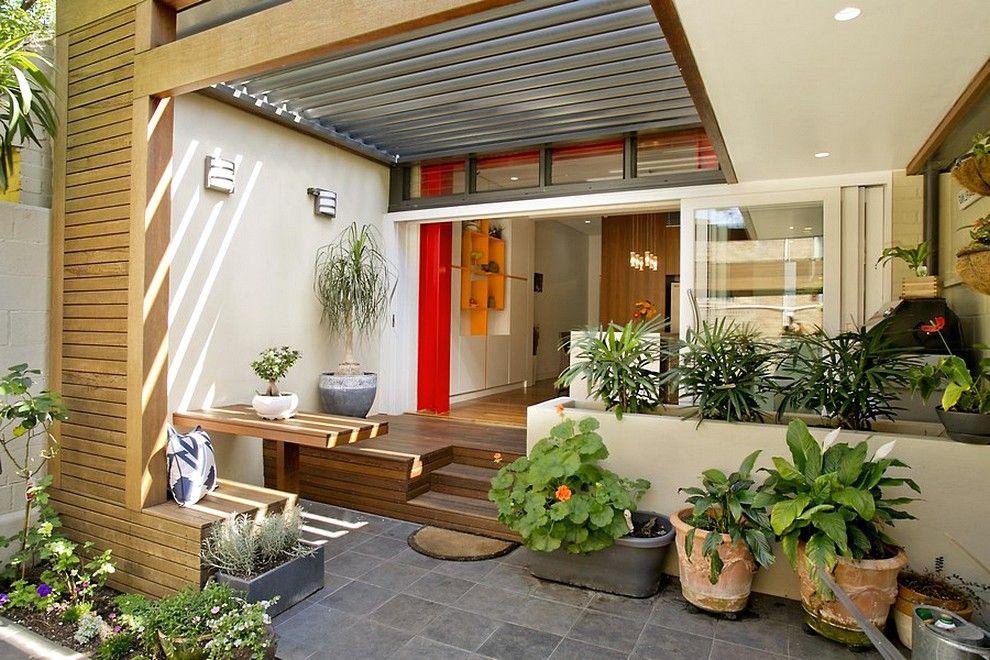 model teras rumah minimalis modern 2017 teras rumah