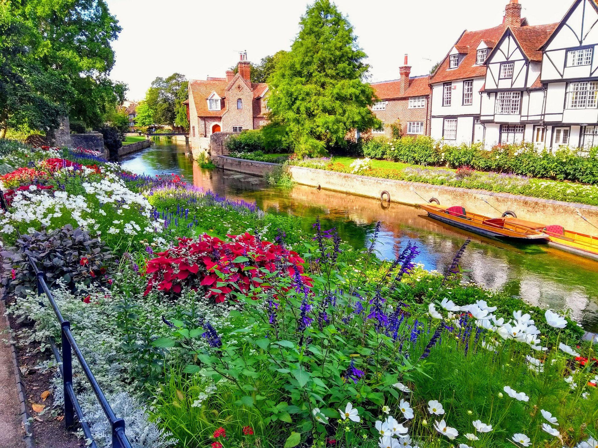Westgate gardens Canterbury | English garden, Westgate ...