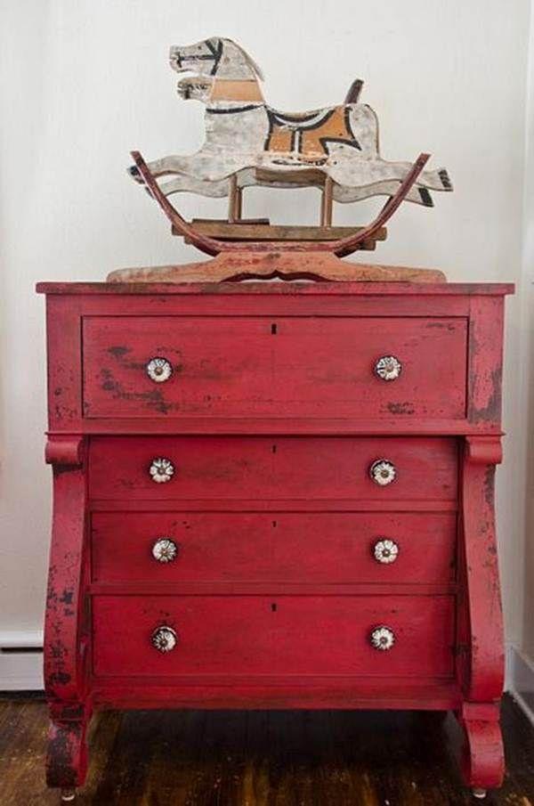 Ideas para restaurar muebles finest esta cmoda de aspecto - Muebles para restaurar baratos ...