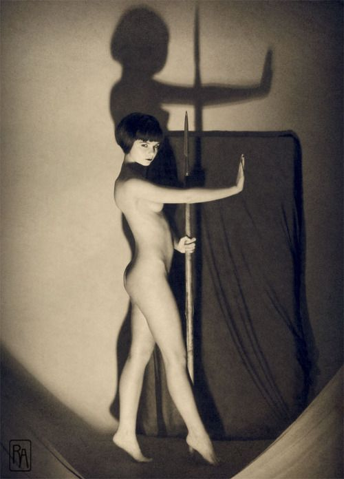 Kaleigh recommend best of vintage nude louise brooks