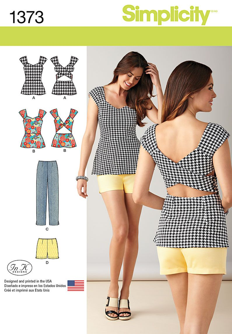 Stay cool and fashionable this summer missesu sportswear pattern