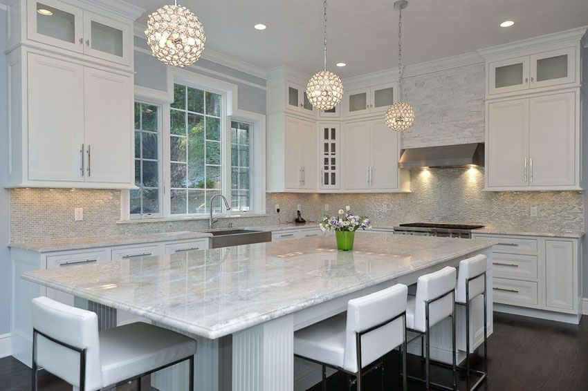 37 Kitchen Islands With Breakfast Bars (Pictures