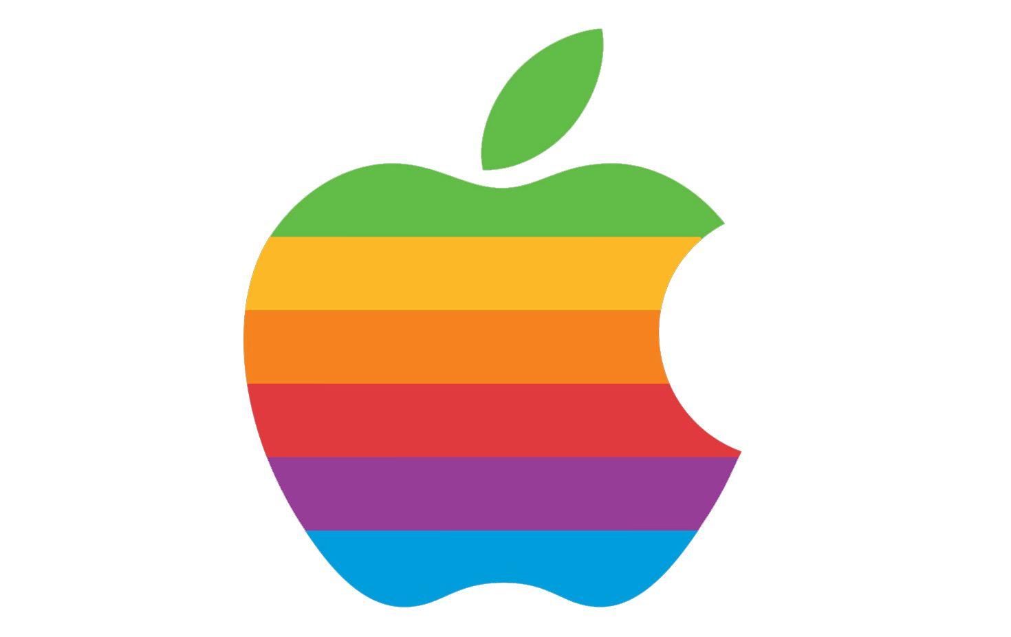 Old iPhone logo 애플로고, 애플 바탕화면, 로고