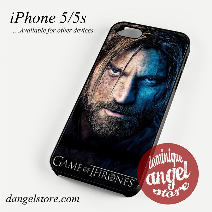 Game of Thrones Jamie Lannister Phone case for iPhone 4/4s/5/5c/5s/6/6 plus