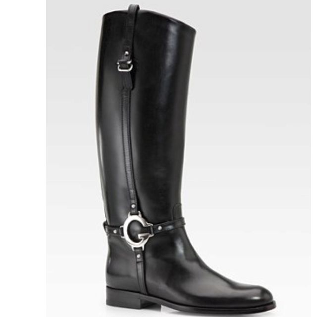 Gucci riding boots  1ee4c58b6e7b
