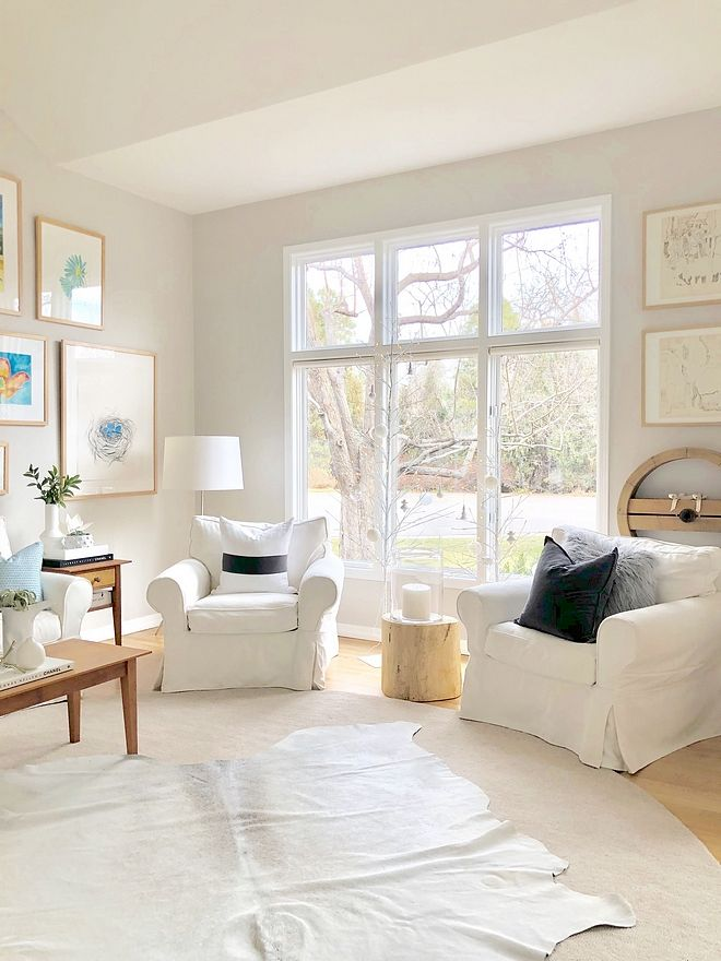 Best paint colors to sell homes balboa mist oc 27 benjamin - Best type of paint for living room ...