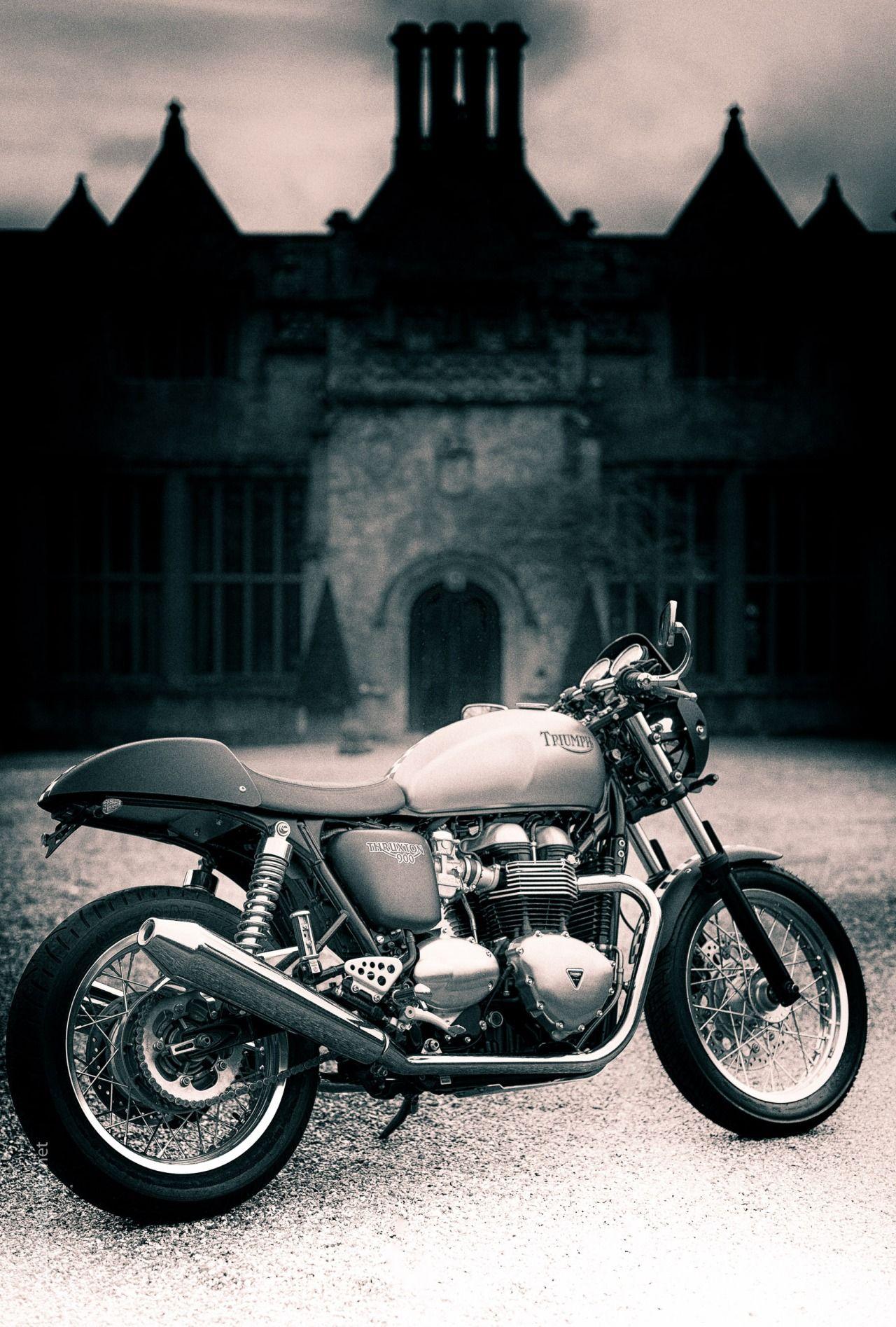 #motor #bike #triumph #motorcycle