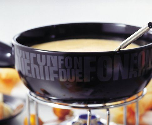 Käsefondue - Rezept - Saisonküche