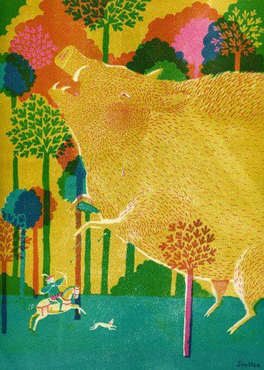 JooHee Yoon Illustration