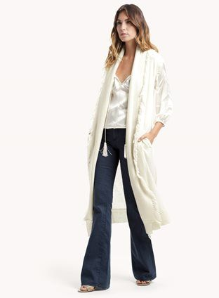 Maria Duster Cardigan | Women's tops, Wool and Ella moss