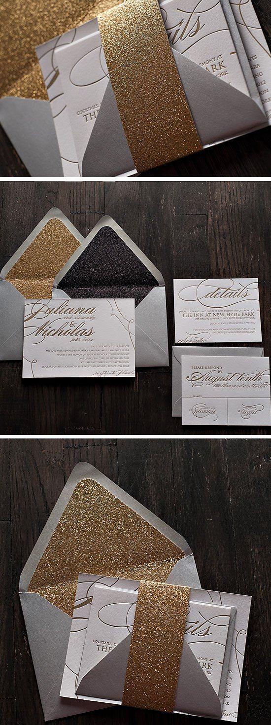 easy to make wedding invitation ideas pinterest diy winter