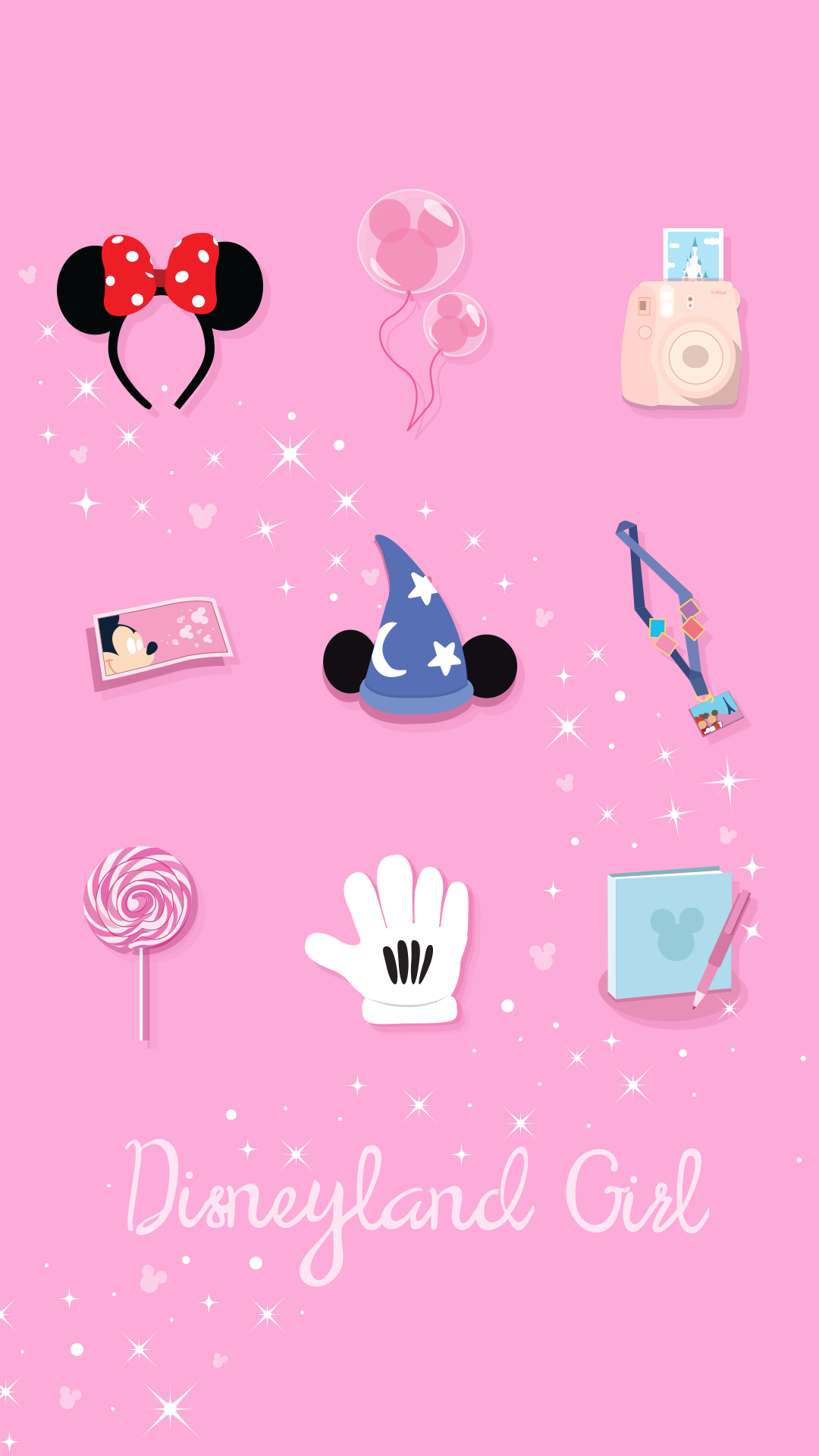 iPhone Wall tjn Disney phone wallpaper, Cute disney