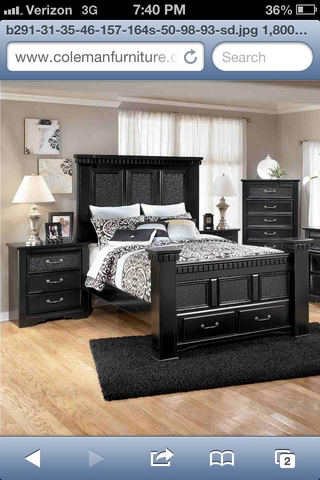 Bedroom Set Ashley Furniture Kamar Mewah Furniture Tempat Tidur