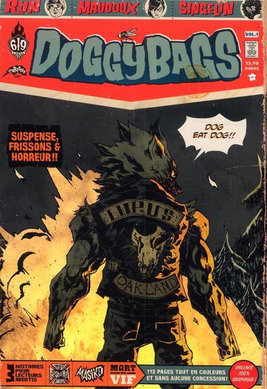 Doggy Bags T1 Chez Ankama Ankama Label 619 Planete Bd